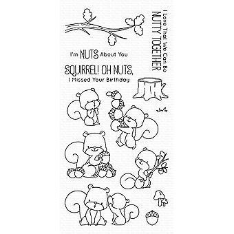 Mijn favoriete dingen Eekhoorn Clear Postzegels