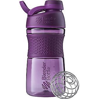 Blender Bottle Sportmixer Twist Plum 28 oz