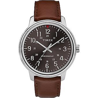 TW2R85700, Main Street Timex Style Herrenuhr / Schwarz