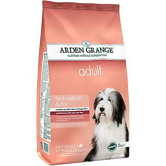 Arden Grange Adult Dog - Salmon & Rice - 2kg