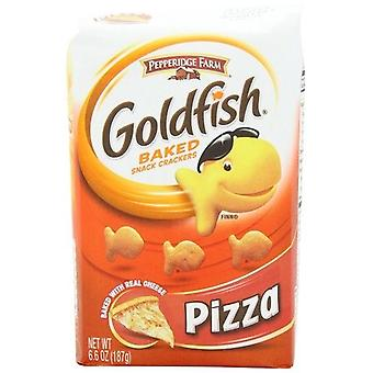 Pepperidge Farm Pizza goudvis gebakken Snack Crackers