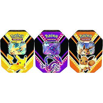 Pokémon POK80779-D6 TCG: V Powers Tin - En leveres tilfeldig