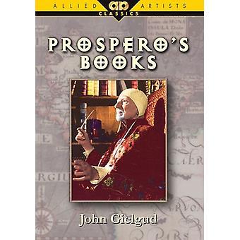Importer des livres de Prospero [DVD] é.-u.