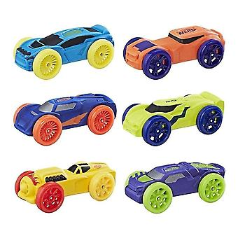 3-Pack Nerf Nitro Foam Cars Refill Package With Foam Cars