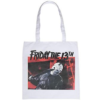 Tote Bag - Friday the 13th - Image Capture Canvas New lt85sgftt