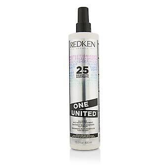One united all in one multi benefit treatment (for all hair textures) 218141 400ml/13.5oz