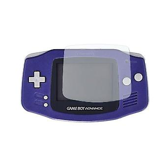 Screen Protector film til Nintendo Game Boy Advance-2 Pak Clear