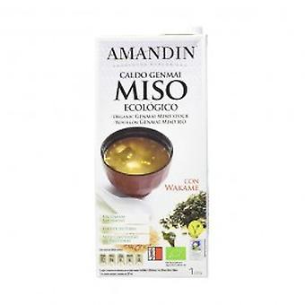 Amadin - økologisk Genami Miso lager
