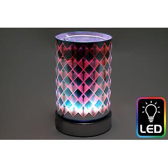 Geo LED Oil Burner (UK Plug)