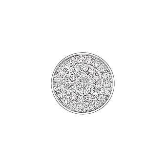 Emozioni Ice Sparkle Coin 25mm EC362