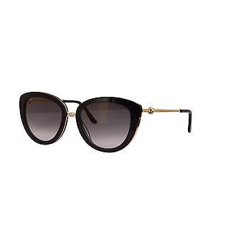 Cartier CT0247S 001 Black/Grey Sunglasses