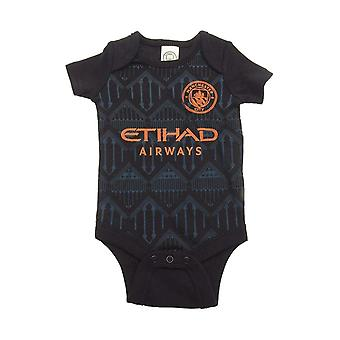 Manchester City FC Baby Babysuit (Pack of 2)