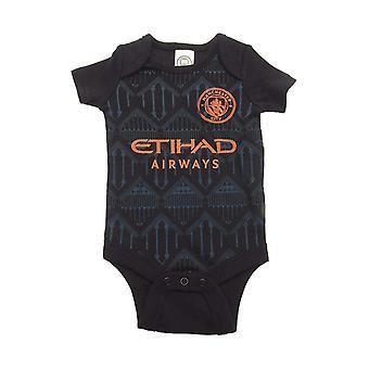 Manchester City FC Baby Babysuit (Paquete de 2)