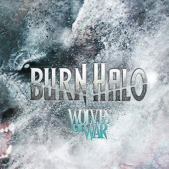 Burn Halo - Wolves of War [CD] USA import