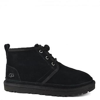 UGG Women's Neumel Suede Boots Black