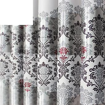 Modern Elegant Noble Printed Shade Windows  Curtain