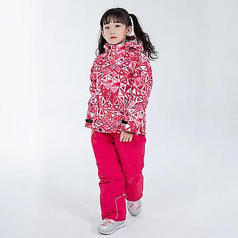 Children's Snow Suit Snowboarding Ski Clothing Windproof Waterproof Outdoor And