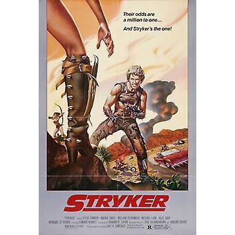 Stryker Movie Poster (11 x 17)
