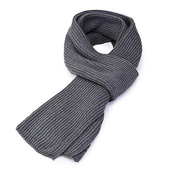 Men's Knitted Casual Bib Super Soft Warm Winter Scarf