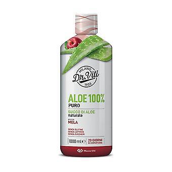 Aloe 100% Pure Apple 1 L