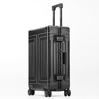 Alumiini suuret vaunun matkatavarat