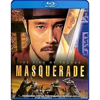 Masquerade [Blu-ray] USA import