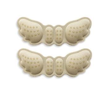 1pair Wysokie wkładki na obcasie Butterfly Heel Liner Grips Ochraniacz Naklejka Na obcasie
