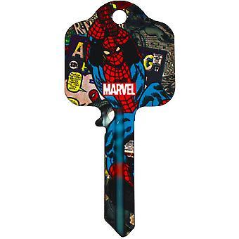 Marvel Comics Spider-Man Door Key
