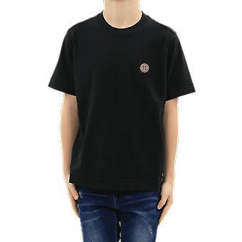 Stone Island Polo Shirt Black MO741621348V0029 Top