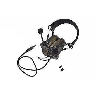 Headphone Peltor Comtac Shoot Active Noise-canceling Airsoft Acessoriosy