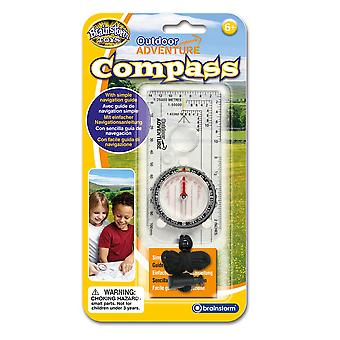 Brainstorm toys outdoor adventure compass,