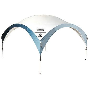 Coleman white fastpitch event shelter pro xl