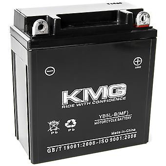 YB5L-B Sealed Maintenance Free 12V 5AH Battery High Performance SMF OEM Replacement Powersport Motorcycle ATV Scooter Snowmobile Watercraft