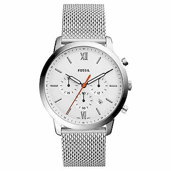 Fossil FS5382 Neutra Chronograph Stainless Steel Watch
