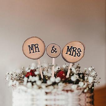 Hollow Letter, Wooden Wedding Cake, Topper For Wedding Party