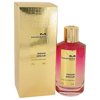 Mancera Indian Dream Eau De Parfum Spray por Mancera 4 oz Eau De Parfum Spray
