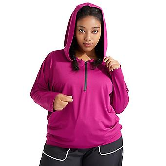 Women's plus size yoga fitness sports top M06