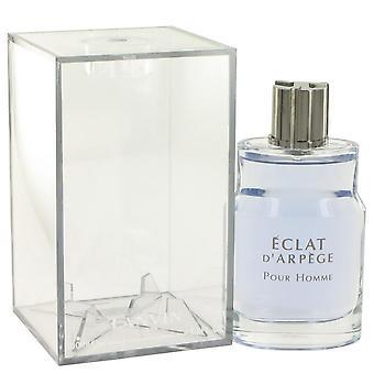Eclat D'arpege Eau De Toilette Spray door Lanvin 3.4 oz Eau De Toilette Spray