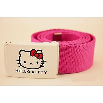Cintura di tela per studenti di Hello Kitty