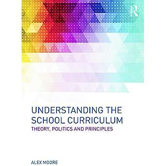 Forståelse af skolens pensum: Teori, politik og principper