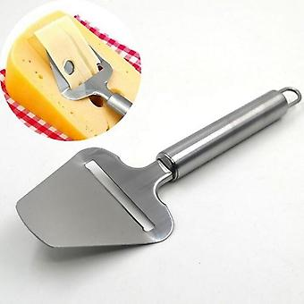 Stainless Steel Cheese Peeler Cutter, Butter Slice Cutting Knife Kitchen