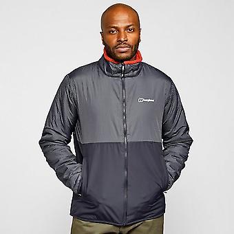New Berghaus Men's Torrak Reversible Softshell Jacket Grey