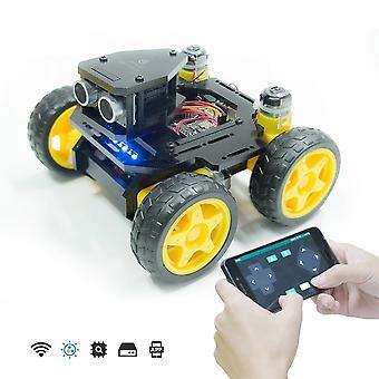 Awr-a 4wd Smart Wifi Robot Car Kit Diy Robot Kit pre R3