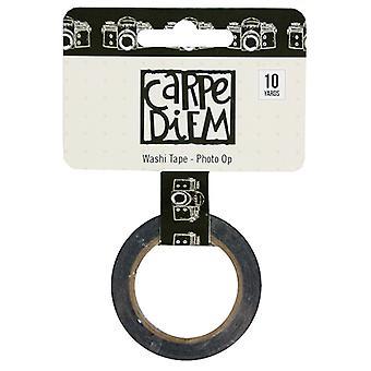 Simple Stories Carpe Diem - Say Cheese III - Washi Tape - Photo Op