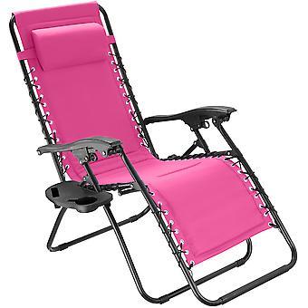 tectake sammenleggbar stol Matteo