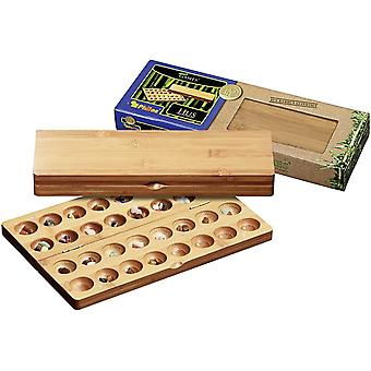 HanFei 3257 - Hus, Bambus, klein, Green Games, Steinchenspiel, Strategiespiel