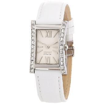 Esprit EL101122F02 - Orologio da polso donna - pelle - colore: bianco