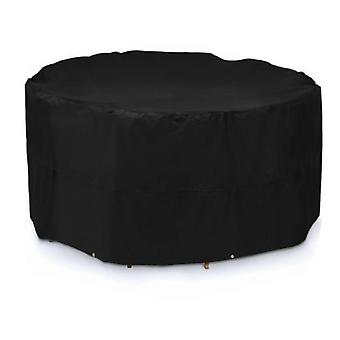 Round Garden Furniture Cover,outdoor Table Dust Cover