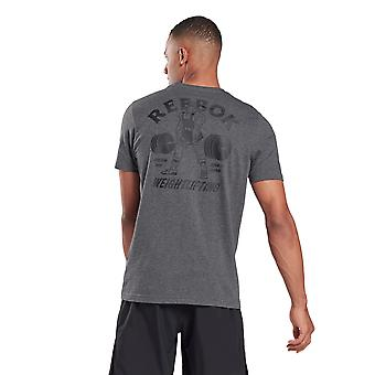 Camiseta reebok de halterofilismo - SS21