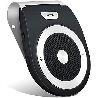 FengChun Smake Vivavoce Bluetooth 4.1 da Auto con Controllo Vocale, Car Bluetooth per Speakerphone,